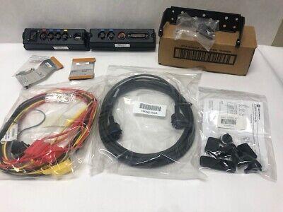 Motorola 05 Mid Power Apx 6500 Dash To Remote Mount Conversion Kit