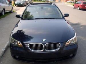 2007 BMW 530 XI {STATION WAGON)