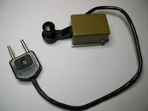 Miniature Telegraph Morse Key Military HAM RADIO. New. Lot of 1