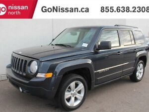 2014 Jeep Patriot SPORT, HEATED SEATS, ALLOYS, AUTO
