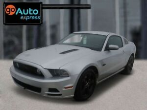 2014 Ford Mustang GT PREMIUM, 401A, 5.0L V8, RWD, SYNC, HEATED F