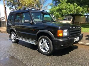 2000 Land Rover Discovery II 00.5MY 4 Speed Automatic Wagon Somerton Park Holdfast Bay Preview