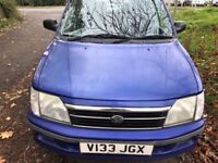 AUTOMATIC DAIHATSU VERY GOOD CONDITION DRIVES PERFECT NO FAULTS ONE YEAR MOT