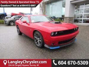 2017 Dodge Challenger R/T 392 <b>*Shaker Pkg*6.4L V8 SRT HEMI...