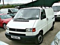 WANTED VW Transporter T4, T5 or T25 Van or Camper