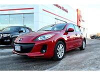 2013 Mazda Mazda3 GS SKY, Tinted Windows, Spoiler, $62/wk