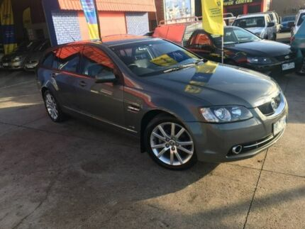 2011 Holden Commodore Ve Ii My12 Omega Sportwagon Grey 6 Speed