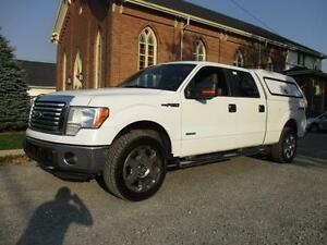 2012 Ford F-150 XLT - 4X4 - REAR-VIEW CAMERA+CERTIFIED+XTRACLEAN