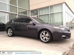 2014 Acura TL ELITE/NAVIGATION/AWD/BLIND SPOT/REAR VIEW MONITOR!