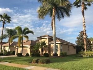 Executive Elegant 3 Bedroom Home With Pool in gated community!
