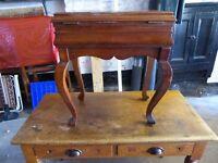 Piano Stool/Telephone Table