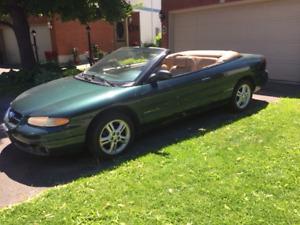 1997 Chrysler Sebring JXi Other