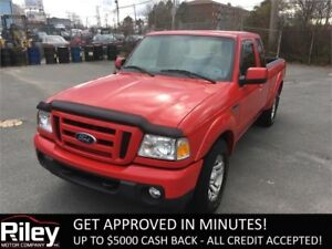 2010 Ford Ranger Sport STARTING AT $151.41 BI-WEEKLY