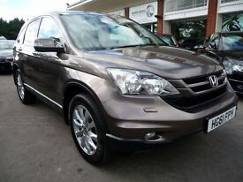 HONDA CR-V 2.2 I-DTEC ES 5d 148 BHP (brown) 2011