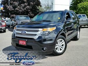 2014 Ford Explorer XLT 4x4 *Leather* *Power liftgate*