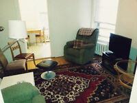 SEPT 1 :Chambre/Room dans 4 1/2 - Vendome - AMAZING LOCATION!