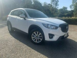 2016 Mazda CX-5 KE1032 Maxx SKYACTIV-Drive AWD Sport Crystal White 6 Speed Sports Automatic Wagon Clare Clare Area Preview