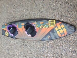 """H.O. Hyperlite Pro"" 145cm dual channel wakeboard ... LIKE NEW!"