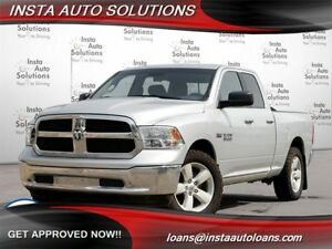 2016 Ram 1500 SLT - factory warranty - Great condition!!
