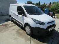 Ford Transit Connect 1.6 TDCI 75Ps VAN - L2 2 x SLIDING DOORS - *SENSORS* TOW