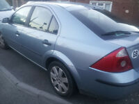 Ford Mondeo 2004 with broken/seized clutch master cylinder