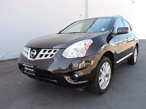 2013 Nissan Rogue SL 4dr All-wheel Drive