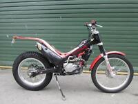 MONTESA COTA 4RT 250 2008 FOUR STROKE ROAD LEGAL TRIALS BIKE @ RPM OFFROAD LTD