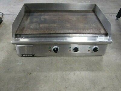 Adcraft Griddle Electric 15.5 X 30 Countertop - Grid-30