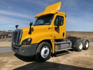 FREIGHTLINER CASCADIA DAYCAB HEAVY SPEC