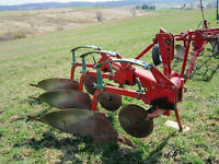16 inch Kverneland 3 bottom furrow plow