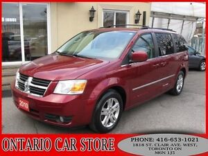 2010 Dodge Grand Caravan SXT 4.0L NAVIGATION BLUETOOTH BACK UP C