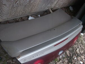 2000 -2005 Chevy Impala trunk lid Cornwall Ontario image 2