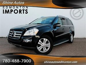 2008 Mercedes-Benz GL-Class GL550 4MATIC/LOW KMS