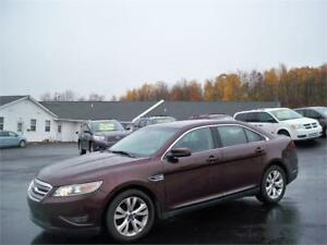 120$ BI WEEKLY OAC! 2010 FORD TAURUS SEDAN! NICE LOOKING CAR!