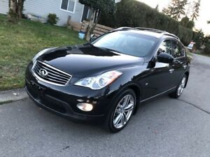 2015 Infiniti QX50,AWD,Luxury