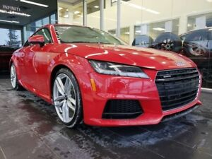 2016 Audi TT 2.0T, NAVI, HEATED SEATS, REAR VIEW CAMERA