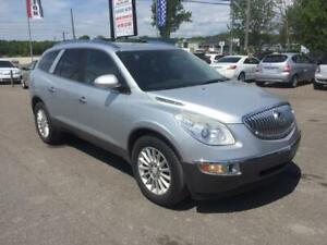 BUICK ENCLAVE 2011 *CUIR 8 PASSAGERS*