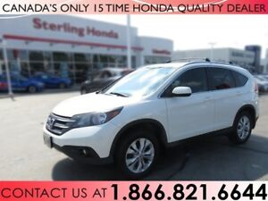 2014 Honda CR-V EX | NO ACCIDENTS