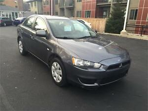 2009 Mitsubishi Lancer DE - CERTIFICATION AND ETESTING INCLUDED Cambridge Kitchener Area image 3