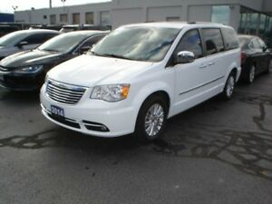 2014 Chrysler Town & Country Limited Nav DVD's