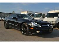 2009 Mercedes-Benz SL-Class AMG PACKAGE