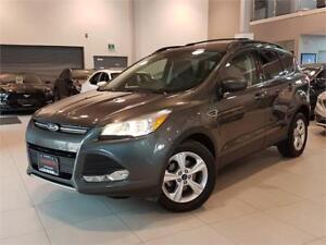 2015 Ford Escape SE-REAR CAM-BLUETOOTH-ONLY 80KM
