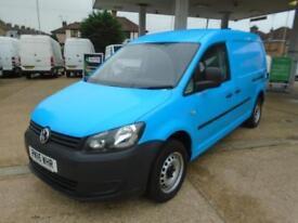 Volkswagen Caddy 1.6 102PS STARTLINE EURO 5 DIESEL MANUAL BLUE (2015)