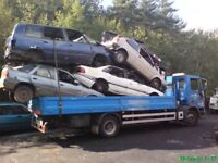 scrap cars Lifted top prices paid