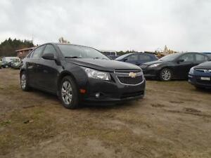 2012 Chevrolet Cruze - Certified and E-tested