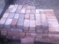 Reclaimed Victorian homemade bricks can deliver
