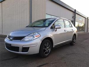 2008 Nissan Versa S -NO CREDIT CHECKS! 0% FINANCING!780-918-2696
