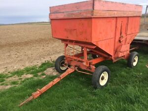 Gravity Wagon and Running Gear for sale