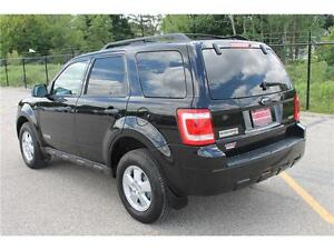 2008 Ford Escape *XLT* / V6 . 4WD . SUNROOF . POWER SEATS Kitchener / Waterloo Kitchener Area image 3
