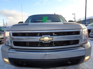 2008 CHEVROLET SILVERADO 1500 LT-Z71-GFX EDITION-4X4-NO ACCIDENT